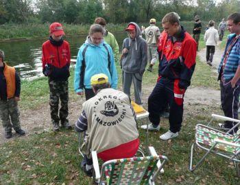 Spławikowe Mistrzostwa Koła na Kanale Szymońskim